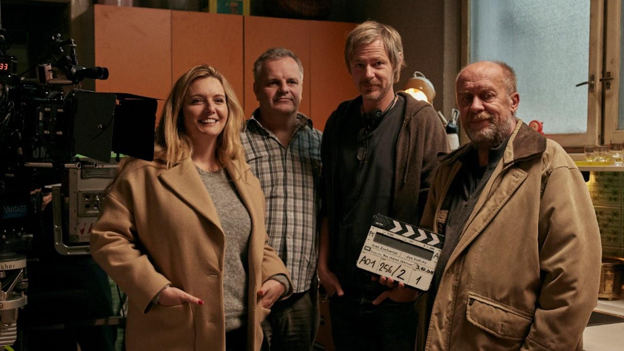 Režisér Ivan Zachariáš natáčí pro HBO nový špiónážní seriál