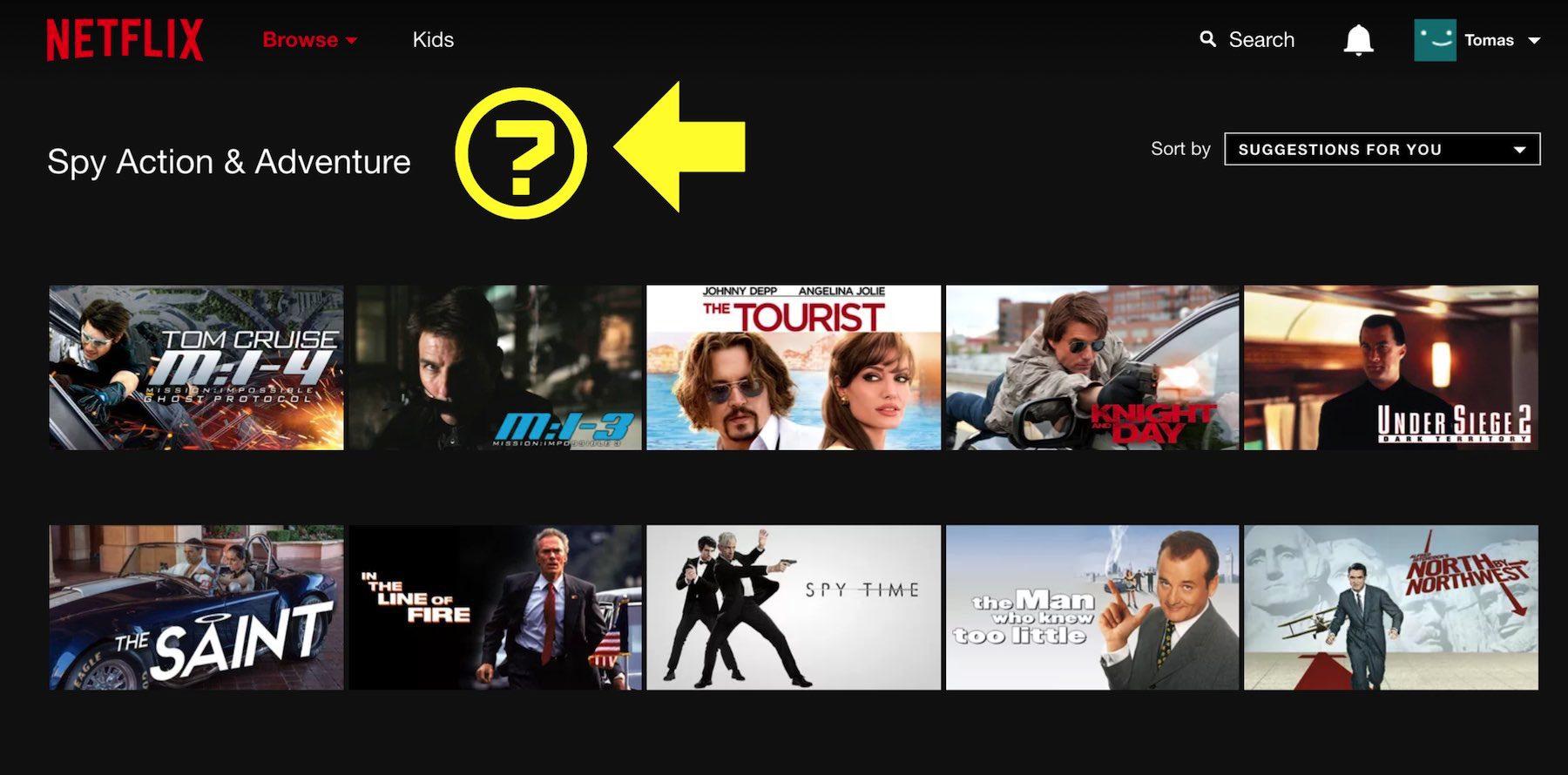 10 tipů a triků, jak si užít Netflix naplno
