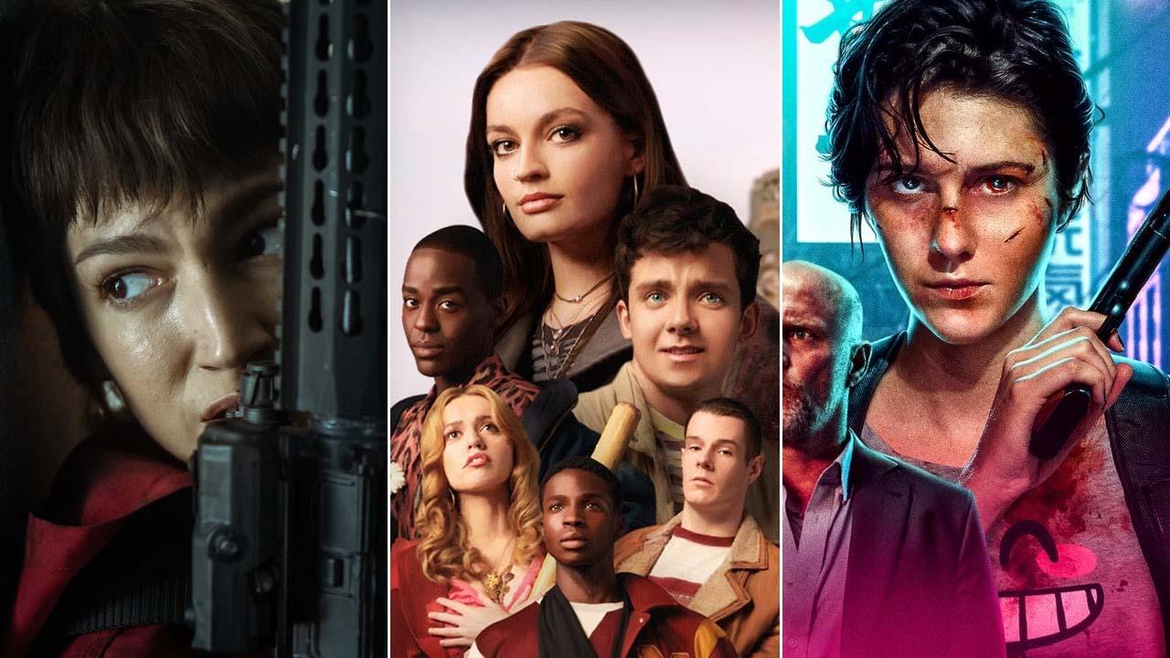 10 nejočekávanějších novinek v září (nejen) na Netflixu