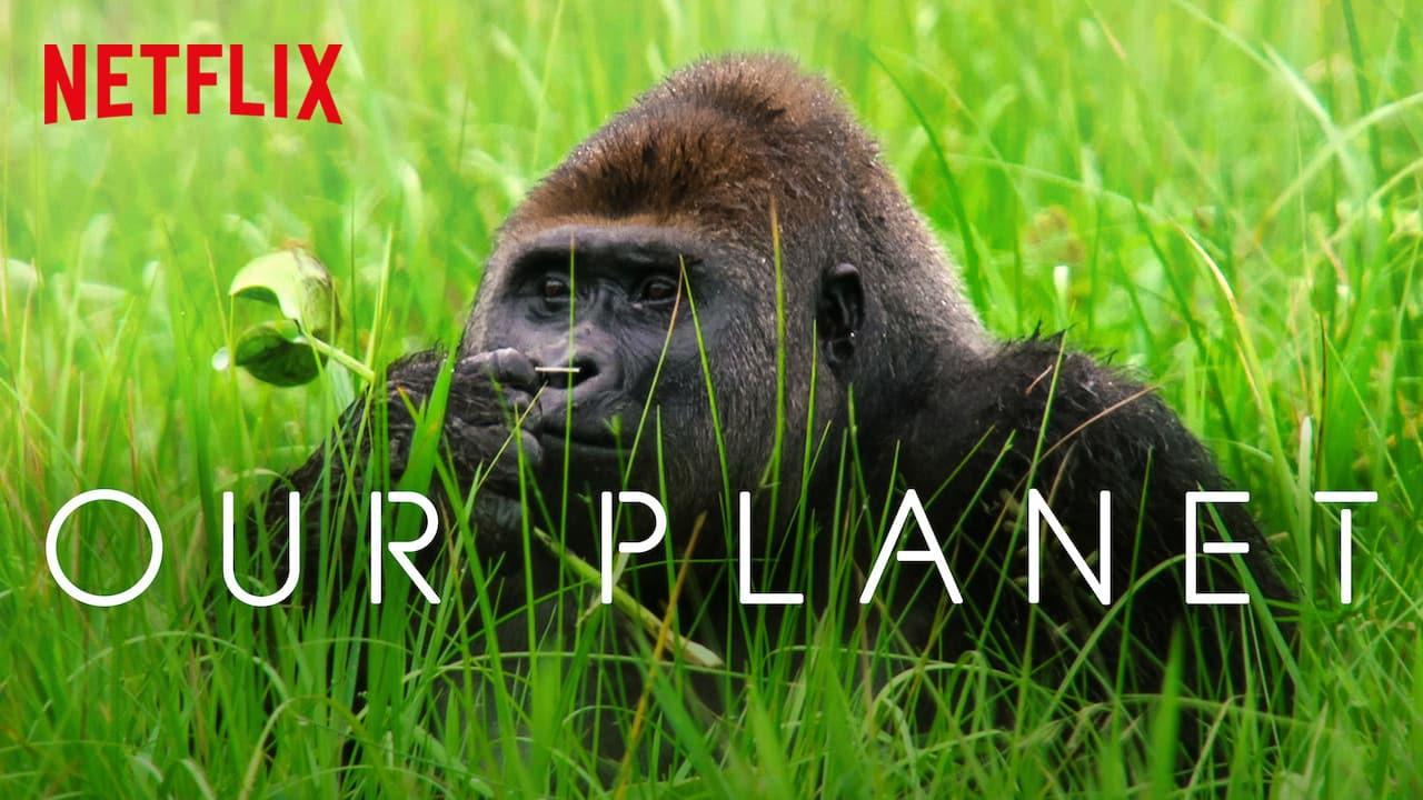 Naše planeta nebo Máme jasno. Netflix na Youtube uvolnil 10 svých dokumentů