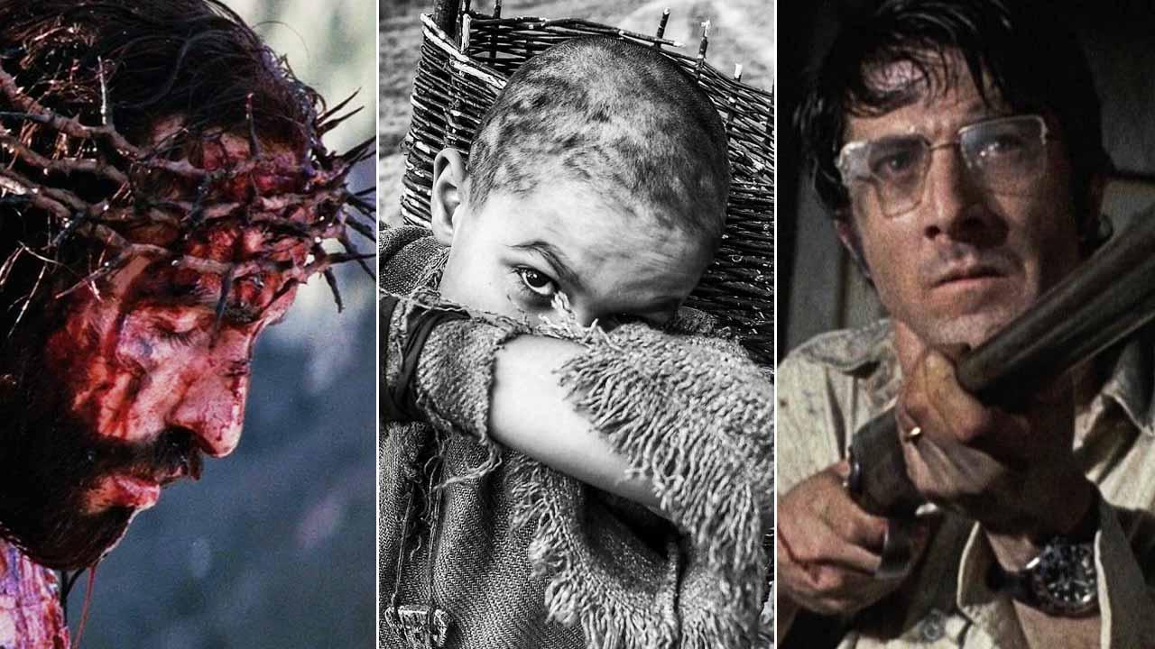 Nejen Nabarvené ptáče aneb 10 drsných filmů vzbuzujících kontroverze
