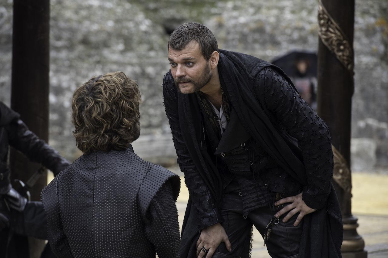 Jak vidíte Eurona Greyjoye? A chtěl byste být jako on?