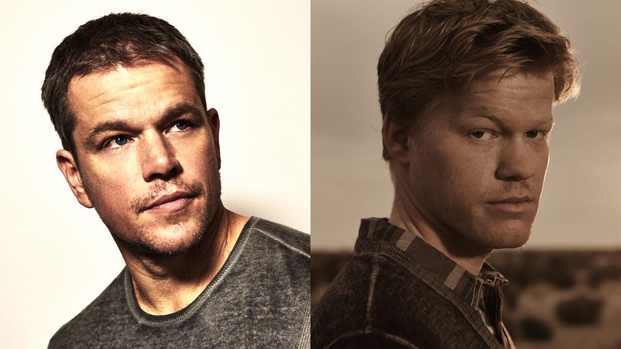 Matt Damon a Jesse Plemons