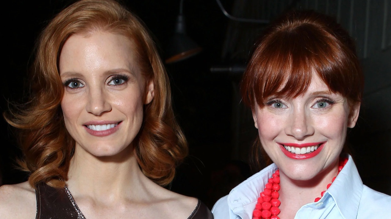Jessica Chastain a Bryce Dallas Howard