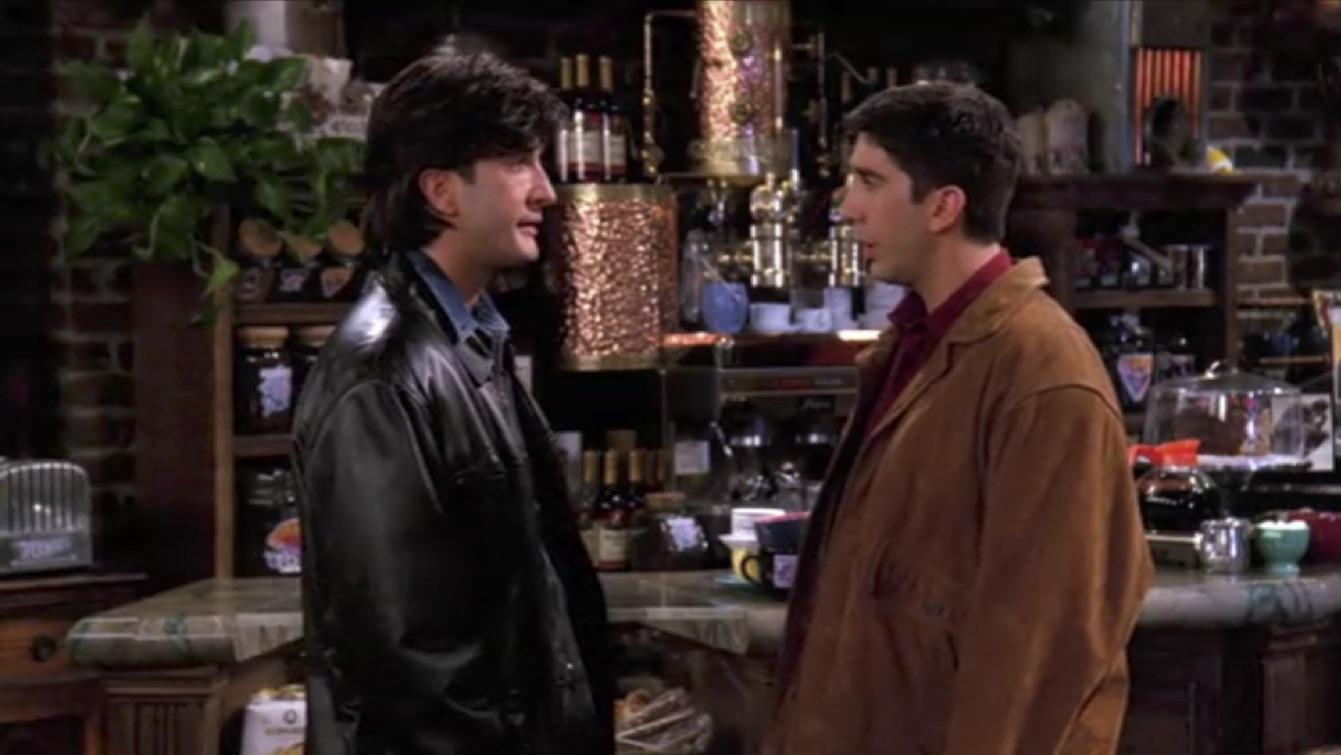 Uhádl Ross jména svých budoucích přítelkyň?