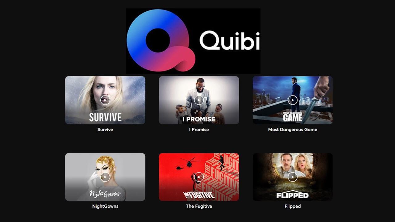 Nová streamovací platforma Quibi odstartovala - máme podrobný rozbor