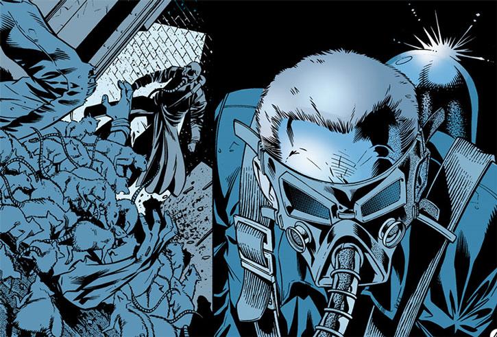 Ratcatcher ohrožuje Gotham