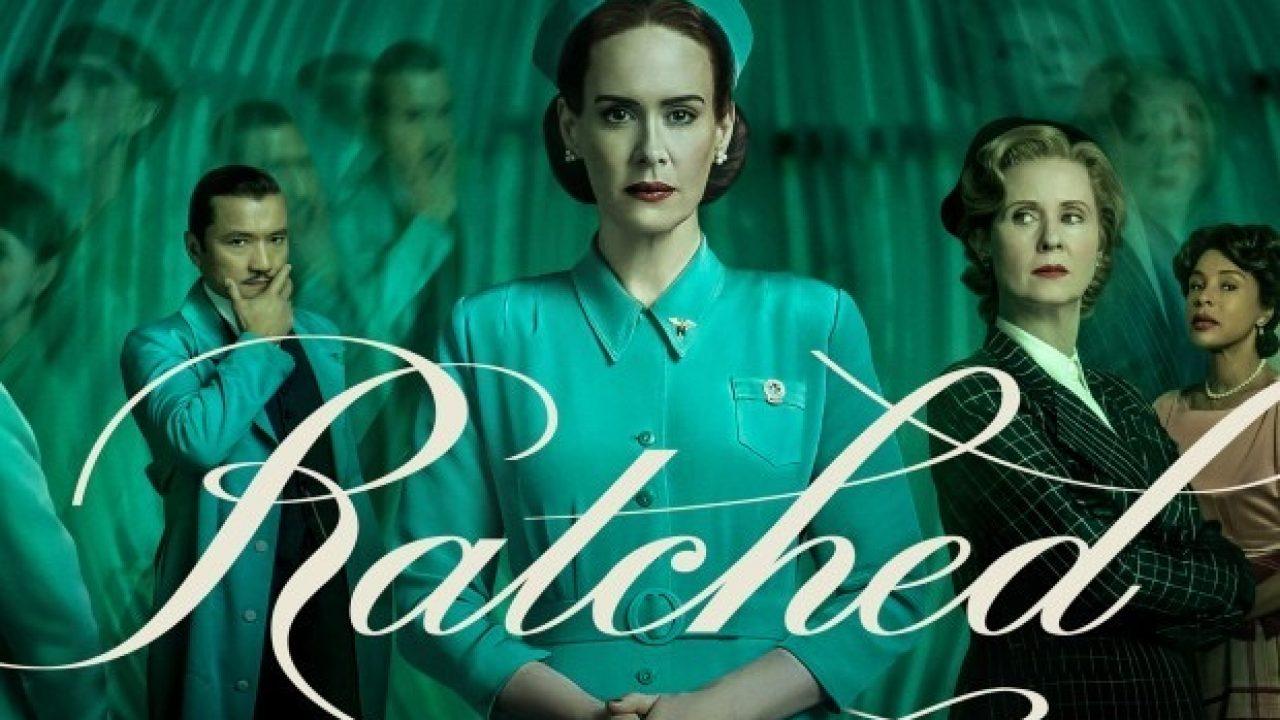 První reakce: Netflixovka Ratchedová je zbytečné, leč zábavné drama