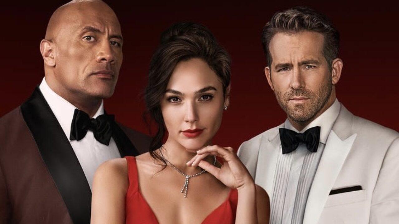 Našlapaný trailer na dobrodružnou akci Red Notice ukazuje bombu od Netflixu