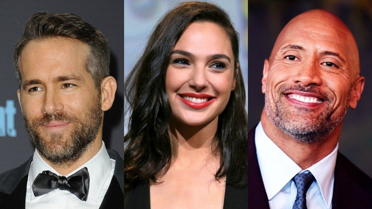 The Rock, Wonder Woman a Deadpool natočí heist akčňák pro Netflix