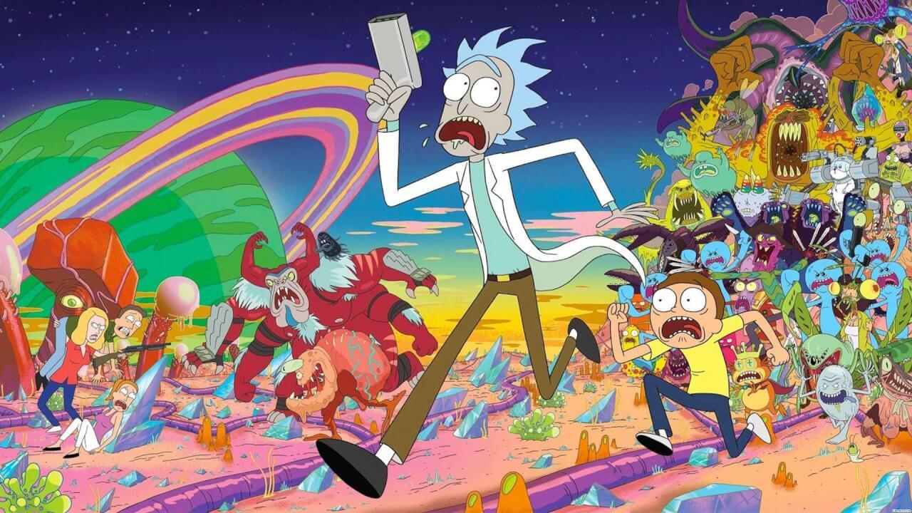 Rick a Morty sa vrátia v novembri
