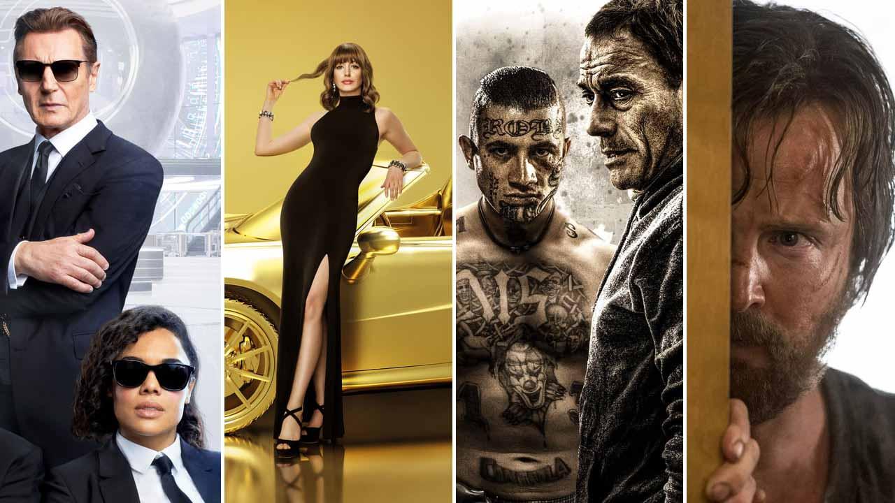 10 filmových a seriálových novinek na druhý říjnový víkend