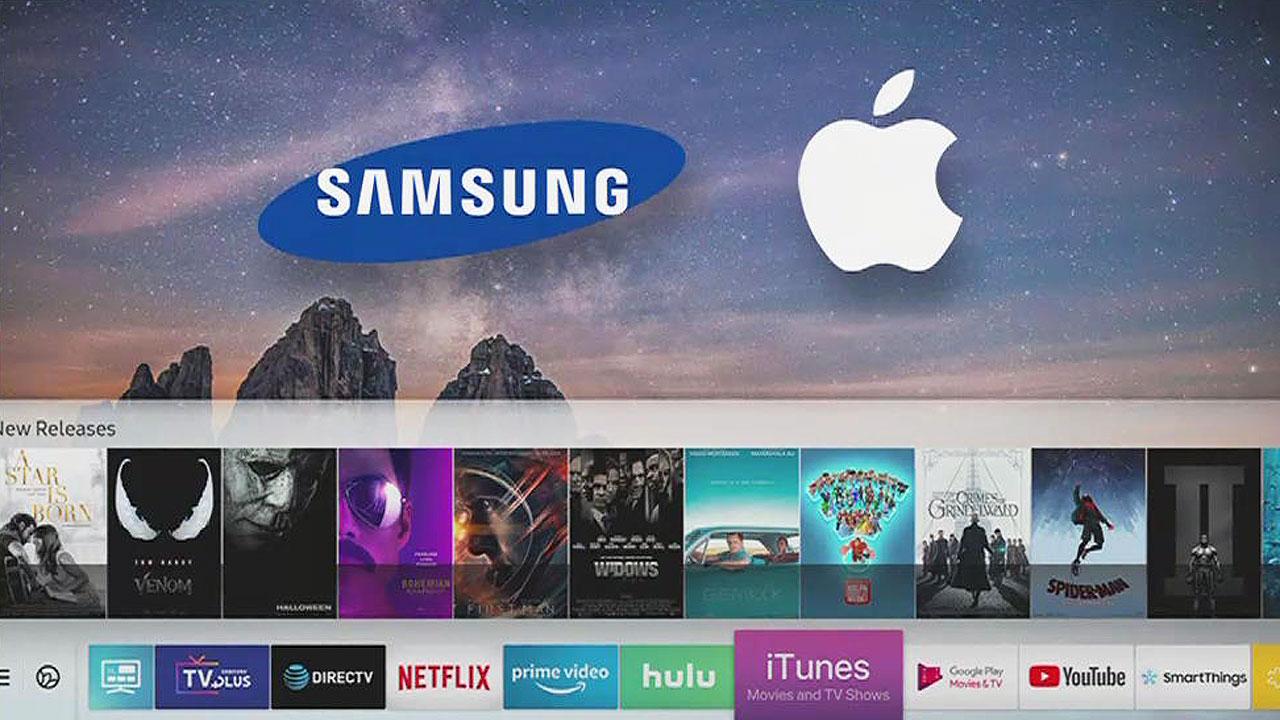 Nová aplikace Apple TV je k dispozici, nyní i pro televizory Samsung