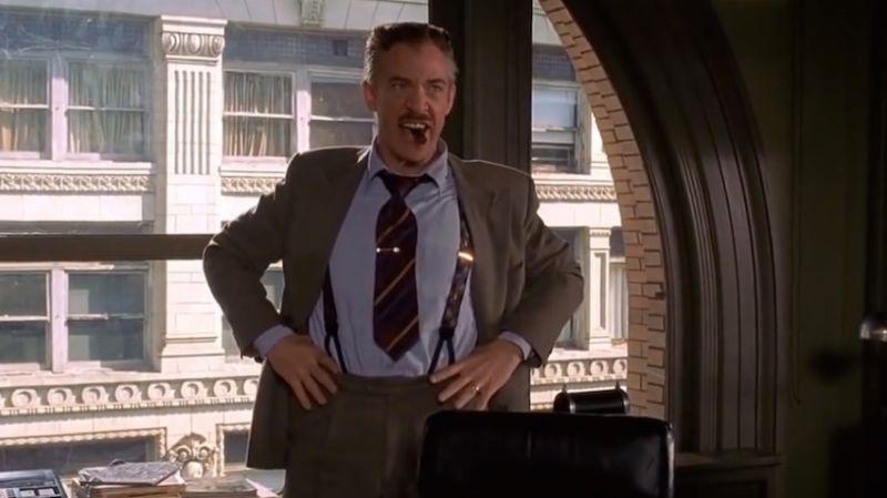 J.K. Simmons je zpět v roli J. Jonaha Jamesona