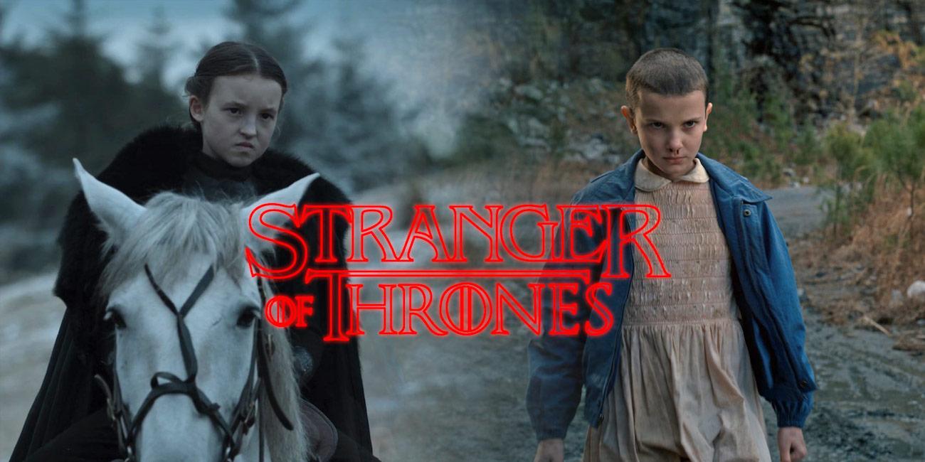 Který seriál je sledovanější - Game of Thrones nebo Stranger Things?