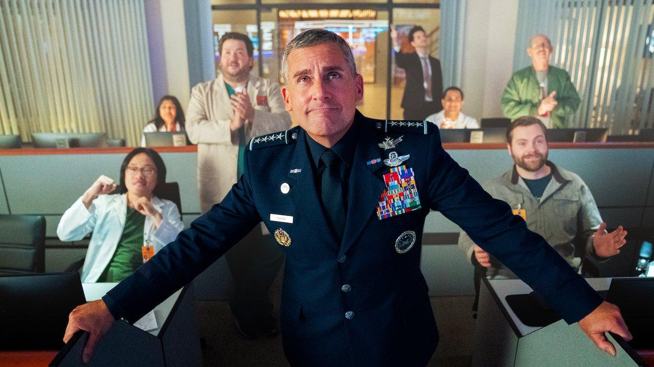 První reakce: V Jednotkách vesmírného nasazení od Netflixu baví pouze herci