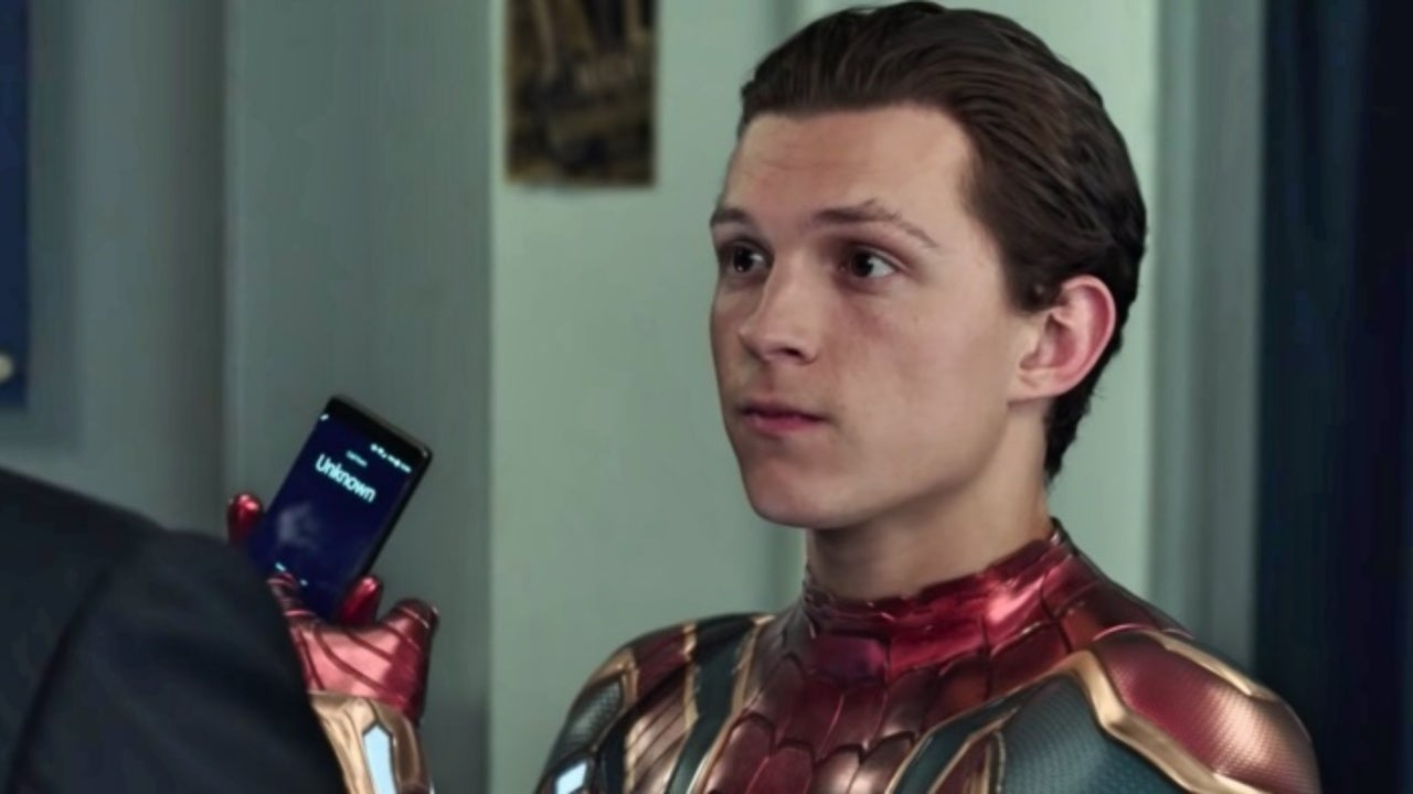 Tom Holland je výborný Spider-Man i Peter Parker