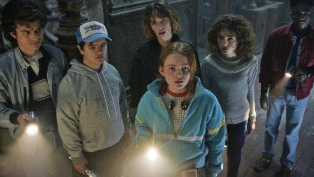 Nový trailer Stranger Things 4 je tady! A ukazuje záhadný prokletý dům