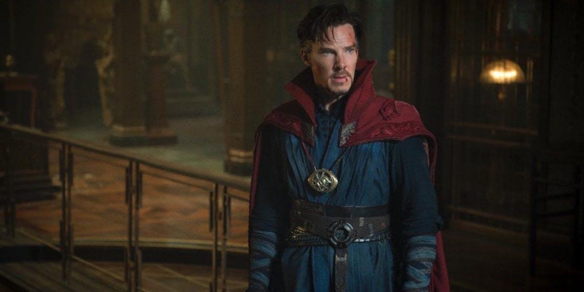 Benedict Cumberbatch natáčal väčšinu filmu sám alebo s dvojníkmi