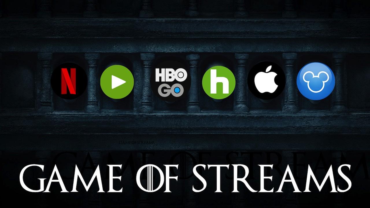 Hra o streamy se rozjíždí. Udrží Netflix svůj trůn?