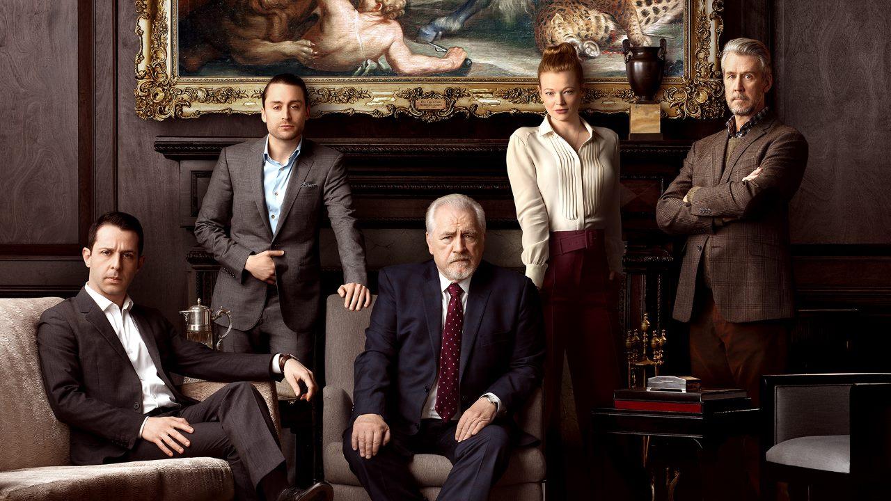 Kriticky uznávaný HBO titul Succession získal teaser na druhú sériu