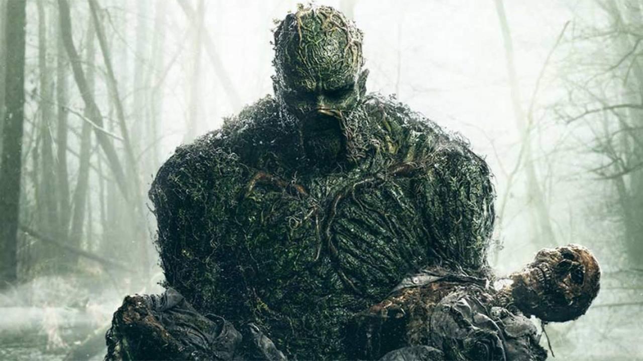 Komiksový seriál Swamp Thing skončí první sérií navzdory skvělým recenzím