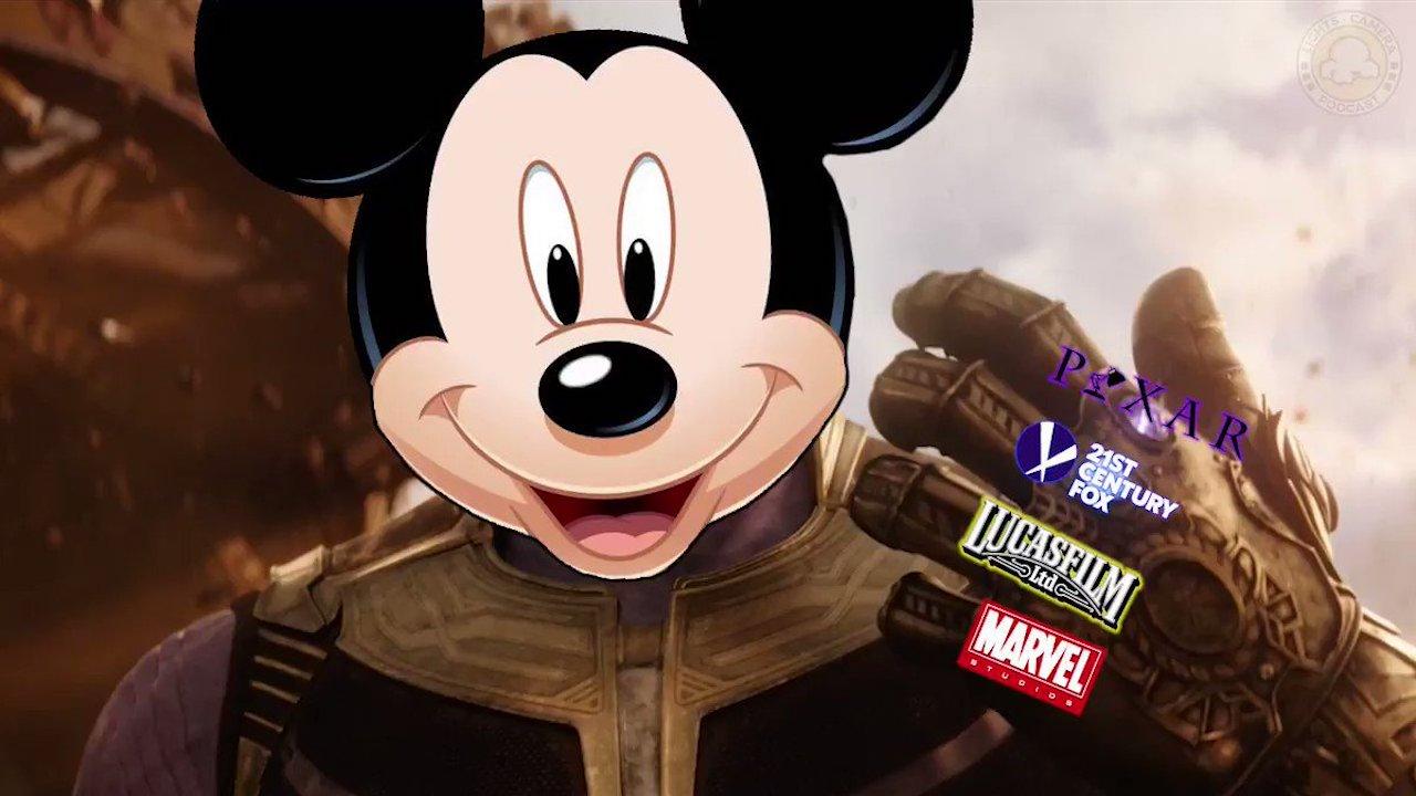 Obchod století dokončen, Disney už plně vlastní Fox