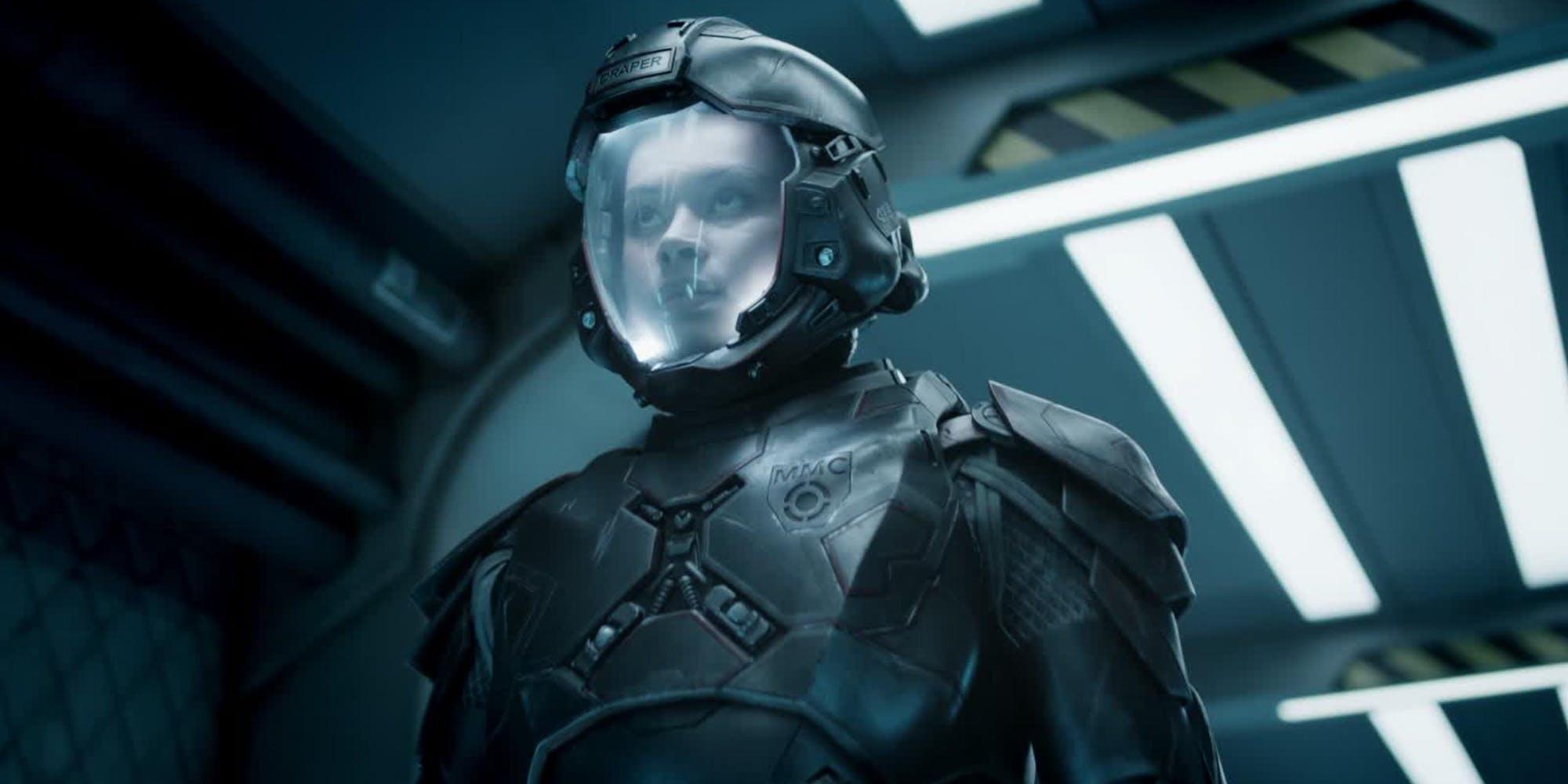 10 důvodů proč začít koukat na sci-fi seriál Expanse