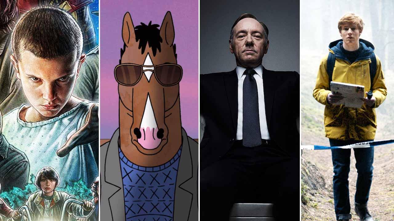VIDEO: TOP 10 seriálů, které podle Filmtoro musíte vidět na Netflixu