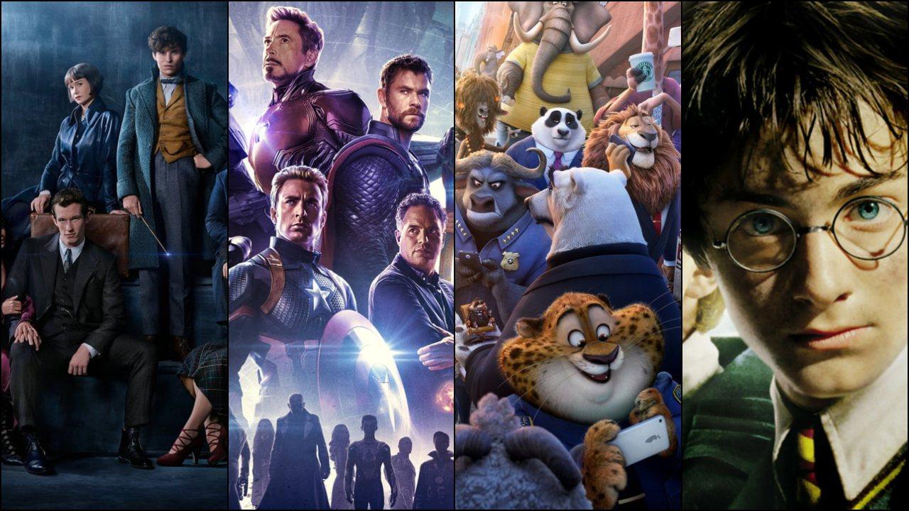 10 najsledovanejších filmov na HBO Go v decembri