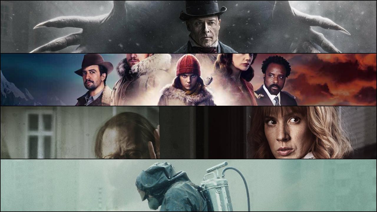TOP 10 seriálov, ktoré ste sledovali na HBO GO v decembri