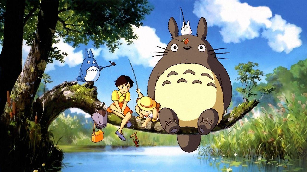 První várka filmů studia Ghibli je na Netflixu v češtině!