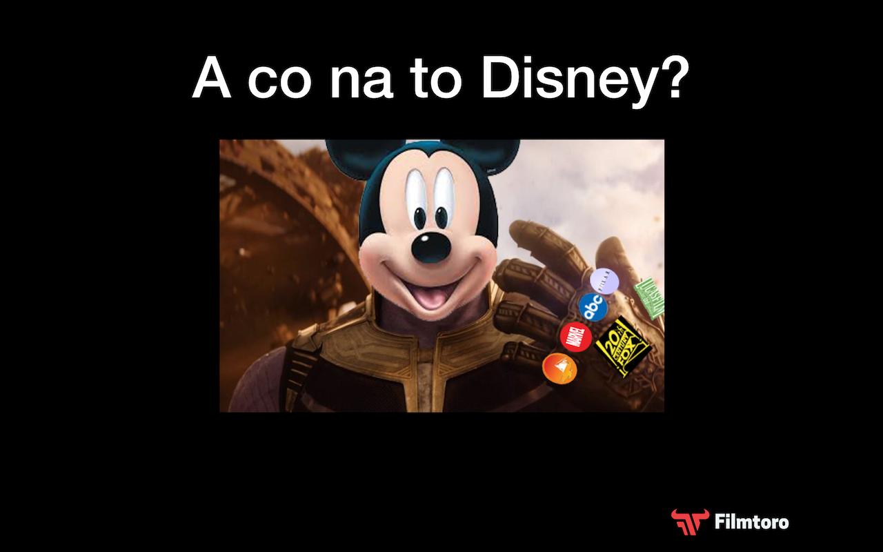 A co Disney?