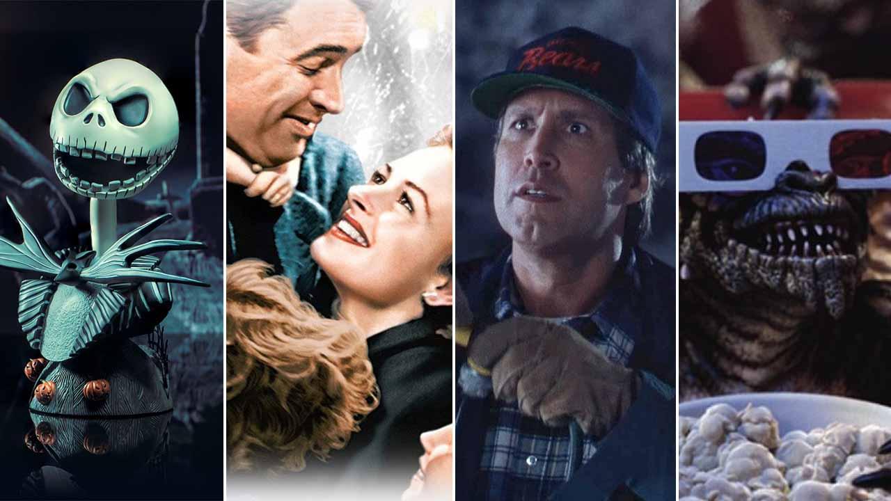 15 nejlepších filmů, které si můžete pustit na Vánoce online