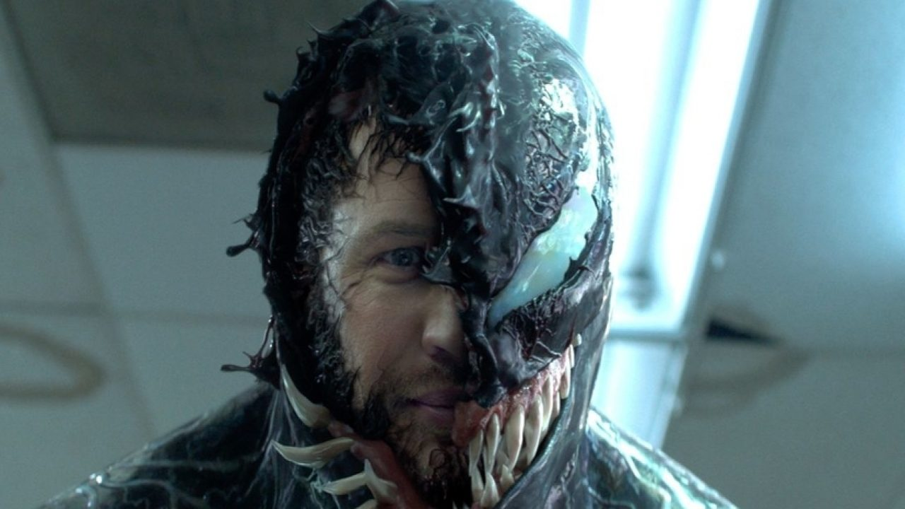 Co znamená potitulková scéna druhého Venoma? Tom Hardy otřese Marvelem