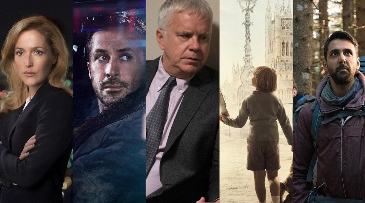 VÍKENDOVÉ TIPY: Blade Runner 2049, Rituál a další novinky