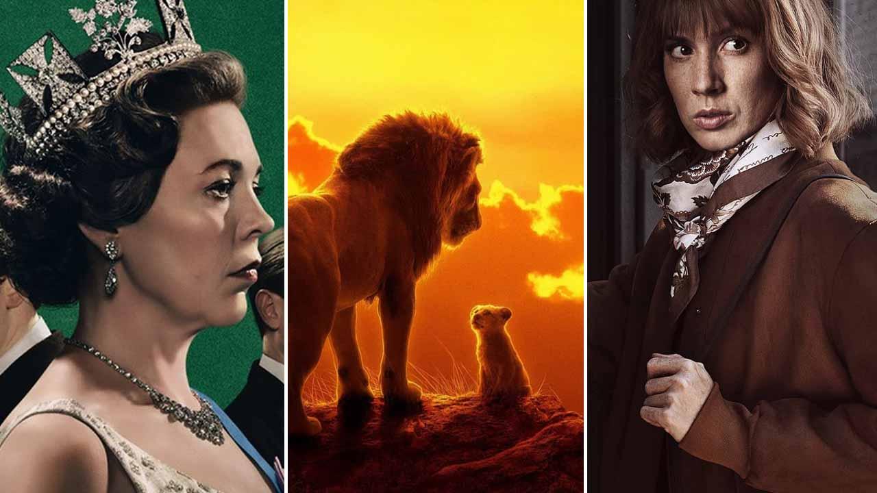 10 filmových a seriálových novinek, pokud nemusíte na Ledové království 2