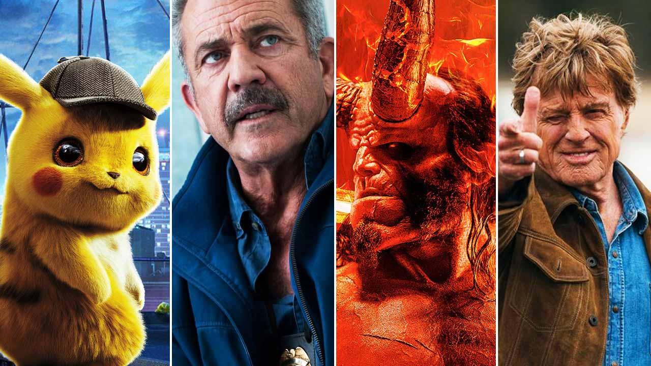 10 filmových novinek, které byste měli o víkendu vidět