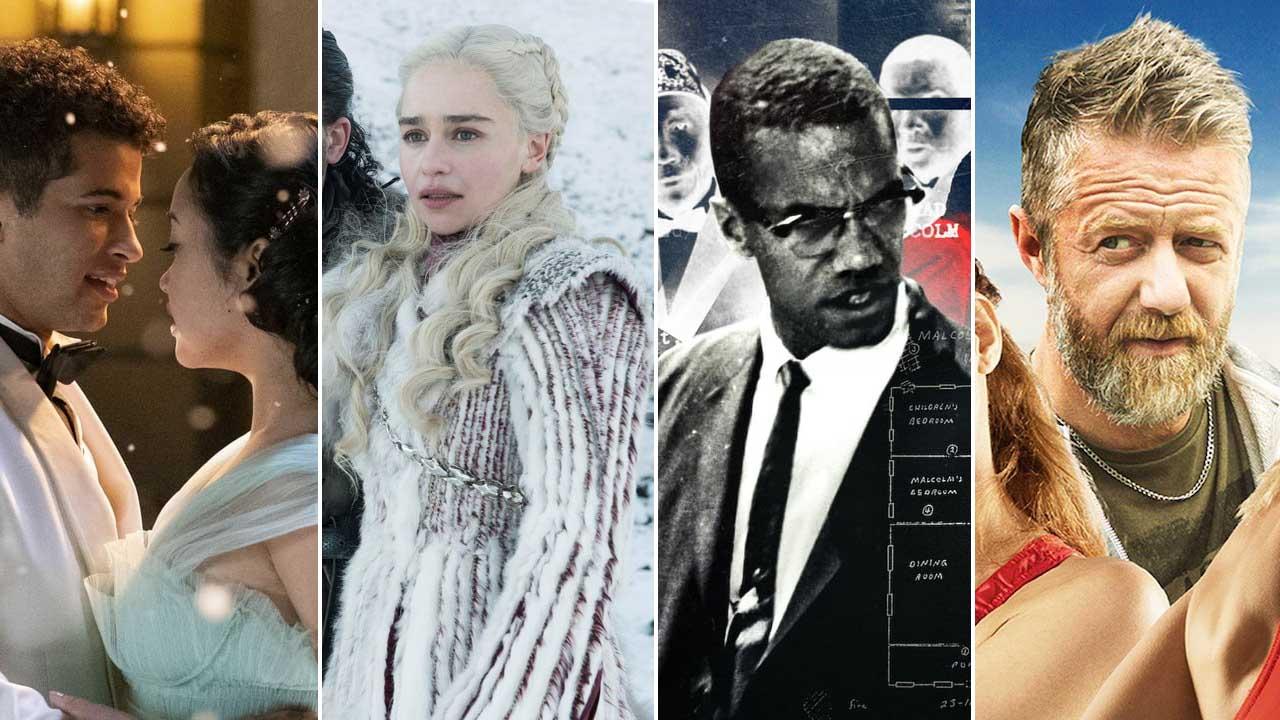 10 filmů a seriálů, které musíte vidět o víkendu