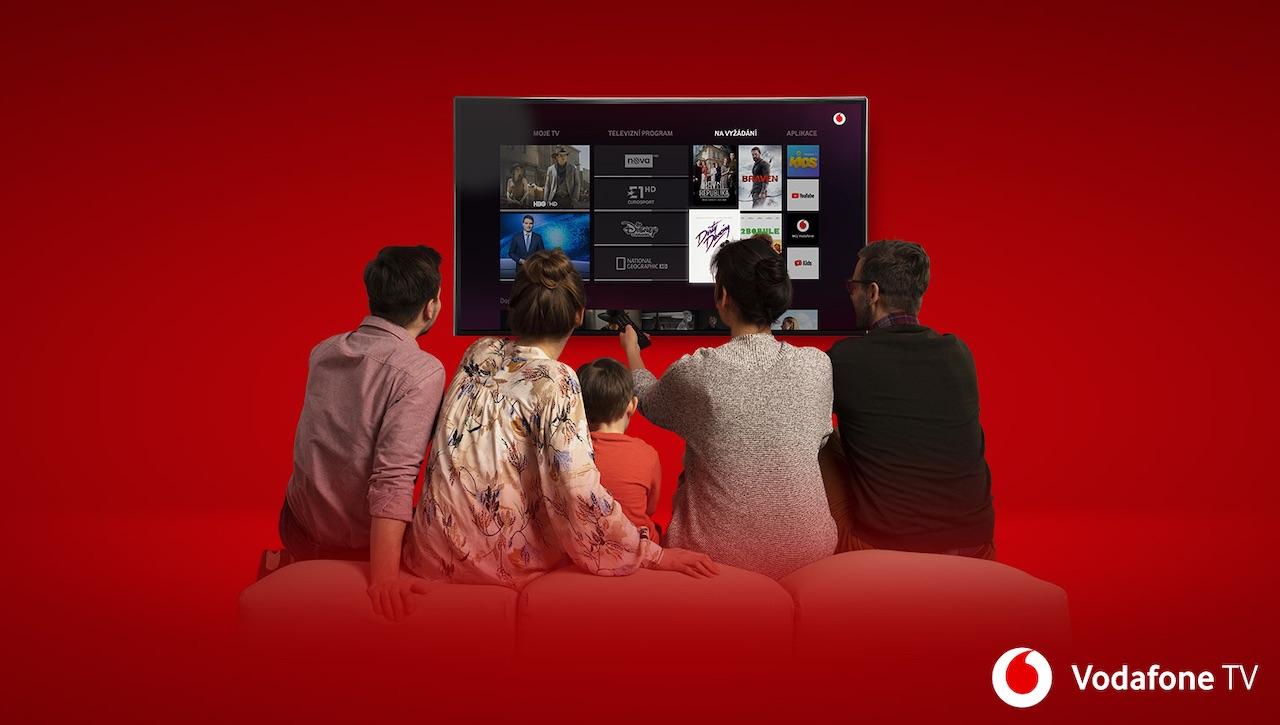Vodafone začne jako první český operátor nabízet Netflix