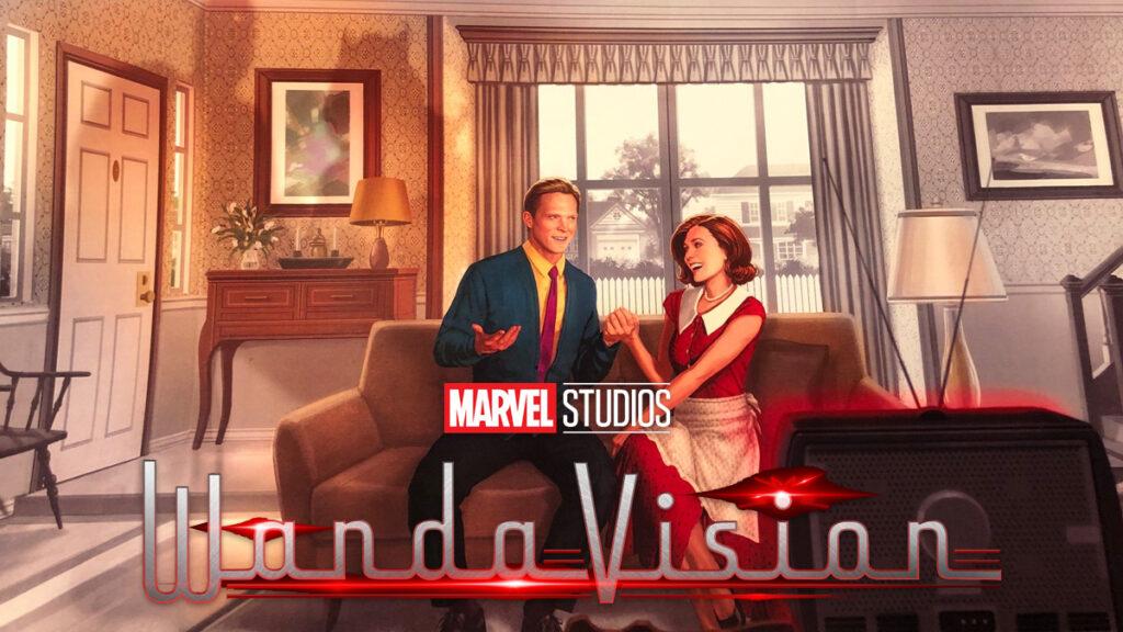 WandaVision - Jaro 2021
