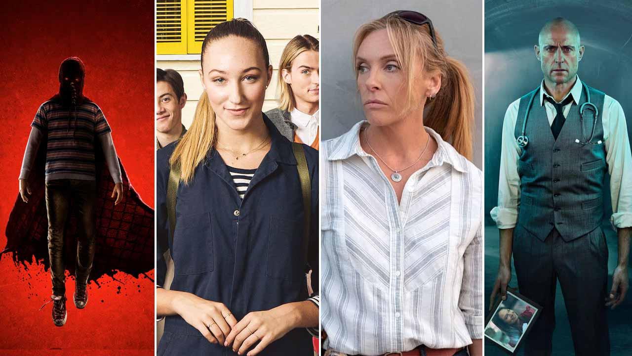 10 filmových a seriálových novinek, které musíte vidět o víkendu
