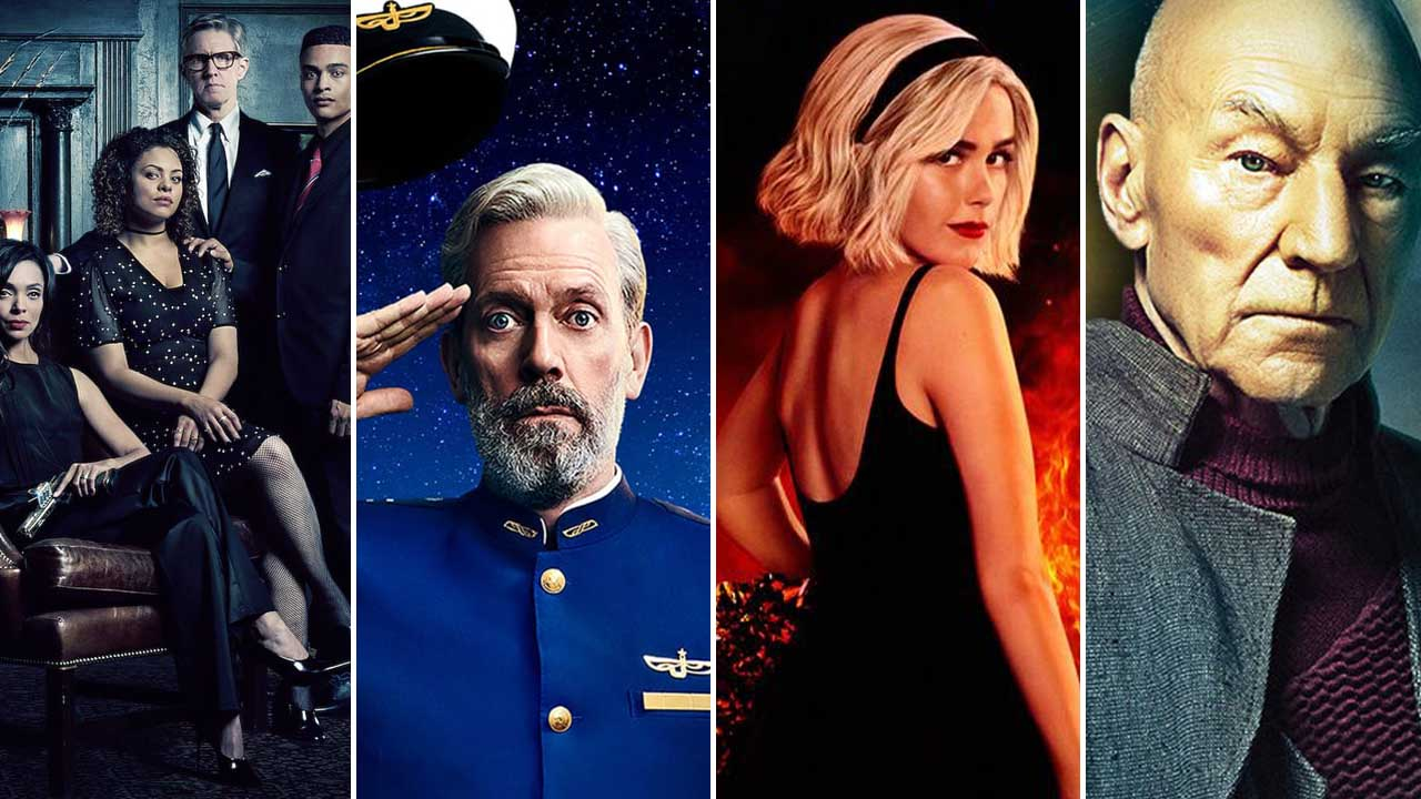 Aladin, Picard, satanistická Sabrina a další novinky, které musíte vidět