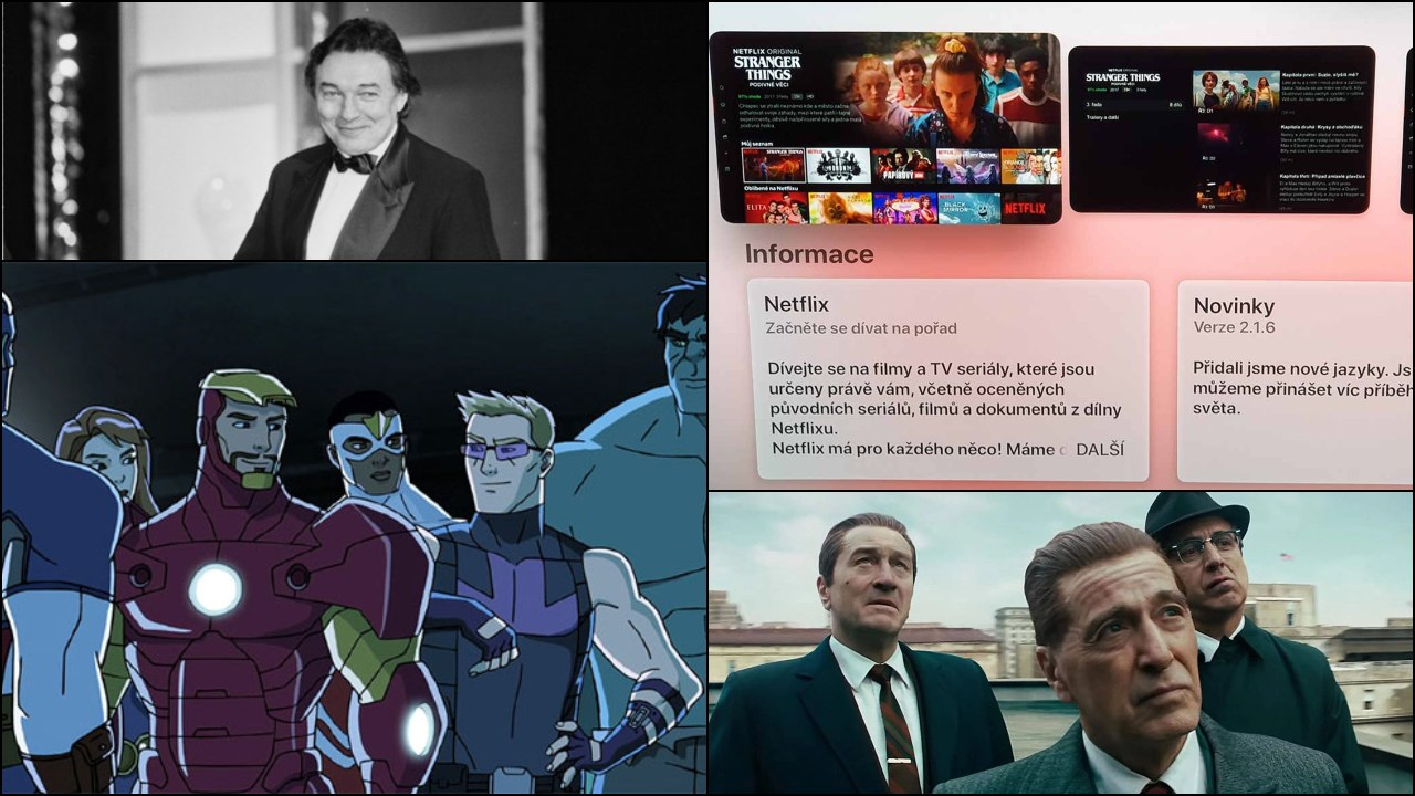 WeekToro #18: Český Netflix je na spadnutie