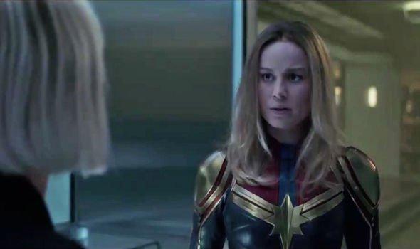 Kdo natočil finální scénu z Captain Marvel?