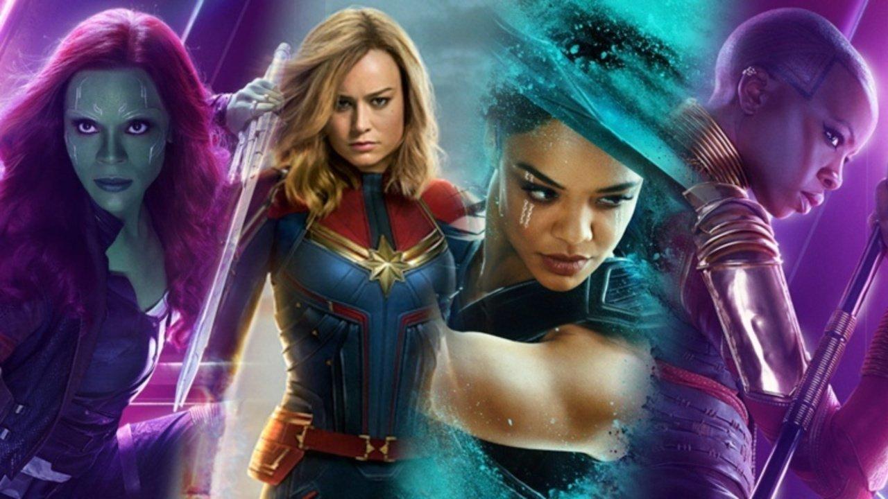 Velký moment ženských superhrdinek