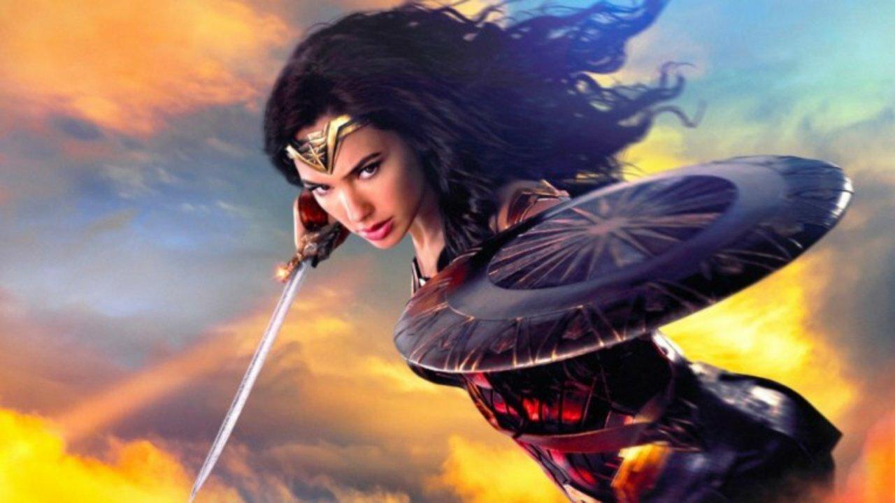 Wonder Woman 1984 - 4.6. 2020