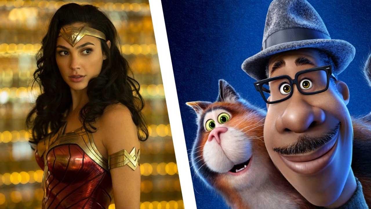 HBO versus Disney+: Ovládla Vánoce Wonder Woman nebo pixarovka Duše?