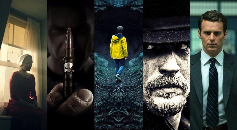 30 nejlepších nových seriálů roku 2017