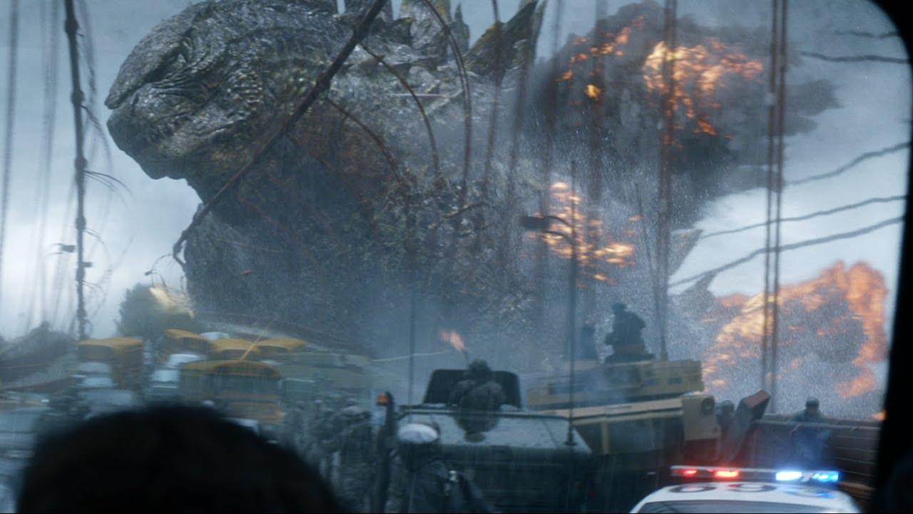 Godzilla vs. MUTO (Godzilla, 2014)